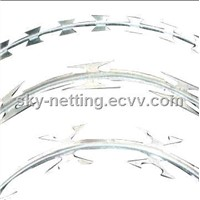 Anti-Climb Razor Barbed Wire High Quality