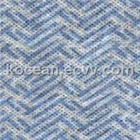 Apertured Spunlace Nonwoven For Home Cleaning Cloth