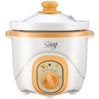 Babies' Slow Cooker (0.8L) with Three Kinds of Adjusted Way Cook Porridge