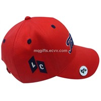 Brushed Cotton Golf Cap with Golf Marker