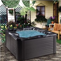 CE Approved 5 Persons Hyspas Whirlpool Outdoor SPA Hot Tub (HY-1805)