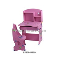 Children Furniture, Student desk and chairs