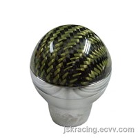 FOR CARBON FIBER SHIFT KNOBS CIRCULAR STYLE