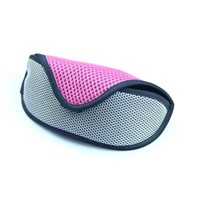Fashionable and Durable Hook-and-Loop Closure Glasses Bag EVA Case