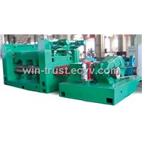 Four Roller Plate Leveling Machine