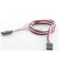 Futaba/JR Servo Extension PVC Electrical Wire,Silicone