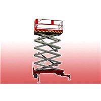 GTJY Manual Scissor Lift