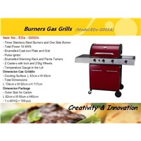 Gas BBQ Grills EDa-G003A China Manufacture Suppliers