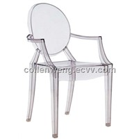 Ghost chair acrylic dining chair dining room furniture