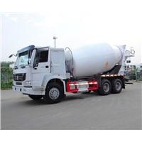 10M3 6x4 HOWO Concrete Mixer Truck