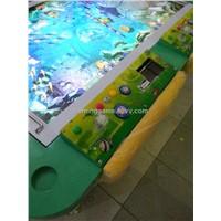 Happy fish video game machine (hominggame-COM-368)
