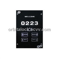 Hotel Touch Screen Smart Wall Switch DS-200UP (CE&FCC Certificate)