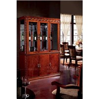 Hotsell Antique Dining Room Oak Cabinet 6004E