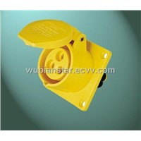 Industrial Panel Socket