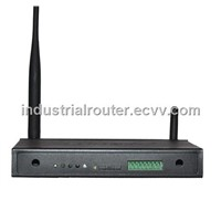 Industrial TD-SCDMA Router WIFI 4 Lan,VPN,RS232/RS485 (Re)