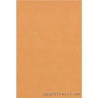 Man-made PU color change book cover material leather
