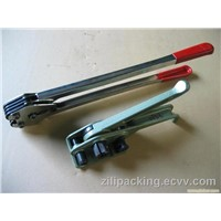 Manual hand strapping tools