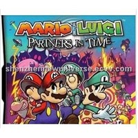 Mario and Luigi NDSI 3DS Game Card