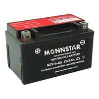 Motorcylce Battery (YTX7A-BS)