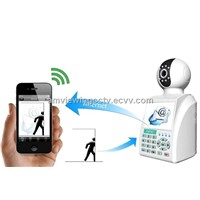 Network Video Phone Camera. Video Calls+local Remote Monitoring