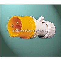 New Generation Series Of IP44 Industrial Plug (Model: 013N-4)