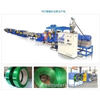 PET/PP steel strapping production line