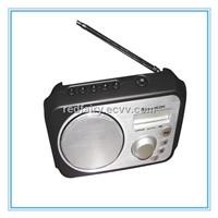 Plastic ABS rapid grey radio prototype