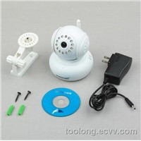 Private Housing the most Popular WiFi Wireless HD Camera with Sd Card Slot