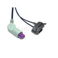 Reusable S&W Artema Spo2 sensor, adult finger clip/soft tip/wrap type, 3m for Diascope 1,2,3