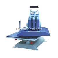 Shaking Head Heat Press Machine