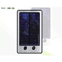 Solar iPhone Charger (LW-SBC06)