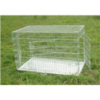 Stainless Woven Pet Cage