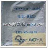 Titanium Dioxide Anatase&Rutile