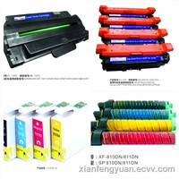 Toner cartridge, Ink cartridge compatible for HP, Canon, Epson printers