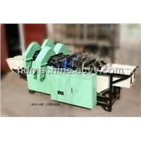 Tongue depressor sorting machine, tongue spatula sorting machine