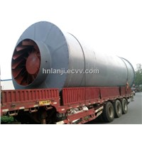 Triple Passed Rotary Dryer