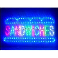 USA Express Advertising Led Open Signs, Led Billboard Signs