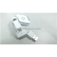 USB Apple iPhone Cable (White Original)