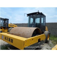 Used XCMG Vibratory Road Roller 2011Year