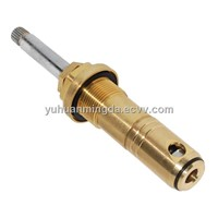 Valve/Faucet Cartridge with 1.6MPa Pressure, Made of Brass, Comes in American Style