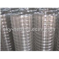 Wire Diameter 5mm Hot-Dipped Galvanized Welded Wire Mesh