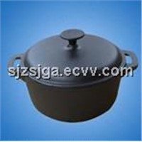 cast iron casseroles