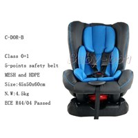 china baby car seat of group 0+1