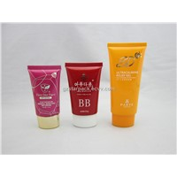 cosmetic plastic tube, sunscreen tube, BB cream tube