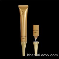 eye cream  plastic tubes