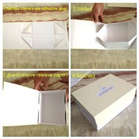 foldable gift Cardboard box