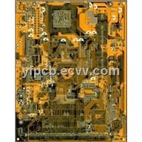 Four Layers Mobile Phone PCB Circuit Board