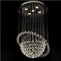 good quality and competitive price modern cyrstal pendant lamp 6005-5
