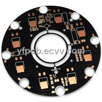 High Power Solar Charger PCB