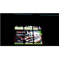 indoor flexible led video screens